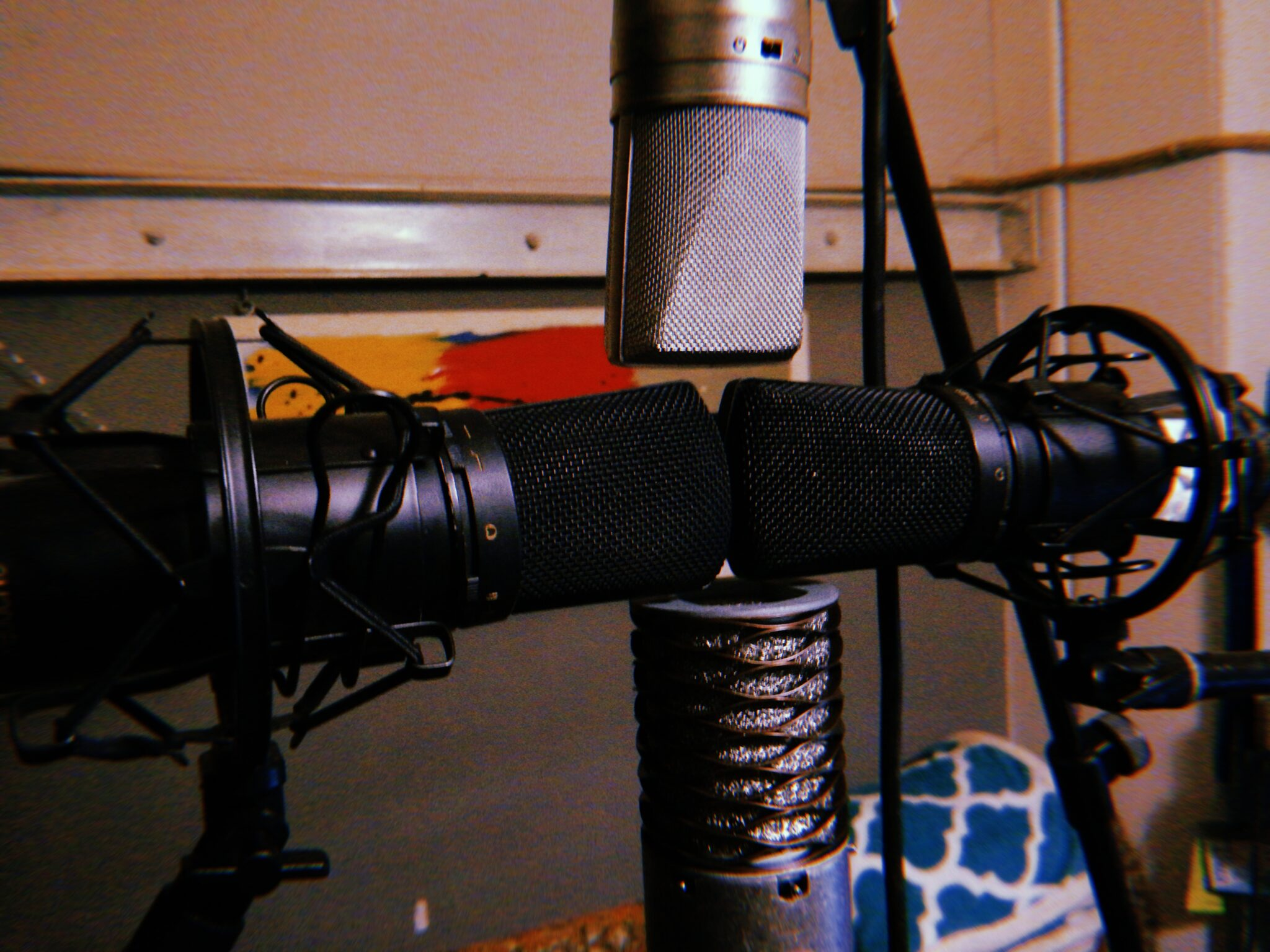 Microfoni a croce